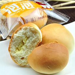 泡泡面包原味